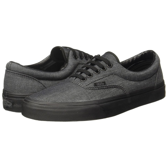 23ef2db92e Vans Unisex Era Mono Chambray Skate Shoes